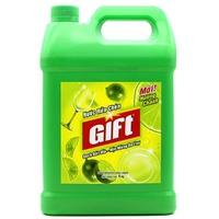 Nước rửa chén Gift Chanh 4kg