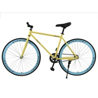 Xe Đạp Fixed Gear Air Bike MK78