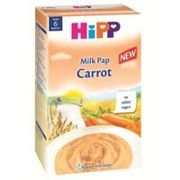 Bột ăn dặm HIPP rau củ cà rốt 250g 6M+