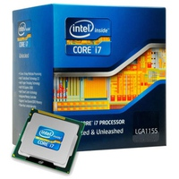 CPU Intel Core I7-3770 3.40GHz