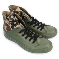 Giày Sneaker Nam Cổ Cao Converse Rubber Chuck 151068C