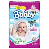 Miếng lót sơ sinh Bobby Newborn 1 NB64 (0-5kg)