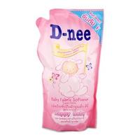 Nước xả quần áo D-nee Happy Baby 600ml (Hồng)