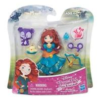 Búp Bê Disney Princess B5332/B5331 Công Chúa Tóc Xù Mini