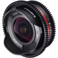 Ống kính Samyang 7.5mm T3.8 Cine UMC Fisheye
