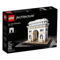 Mô hình LEGO Architecture 21036 - Khải Hoàn Môn