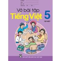 Vở Bài Tập Tiếng Việt Lớp 5 (Tập 1-2)