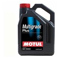 Dầu nhớt Motul Multigrade Plus 20w-50 4L