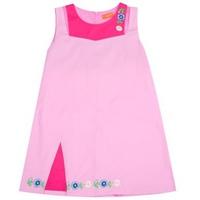 Đầm Thêu Hoa VTA Kids BG70109