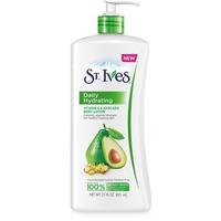 Sữa Dưỡng Thể Toàn Thân St.Ives Daily Hydrating Vitamin E Avocado Body Lotion 621ml