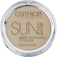 Phấn Tạo Khối Catrice Sun Glow Matt Bronzing Powder