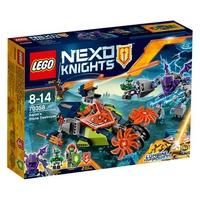 Mô hình Lego Nexo 70358 - Cỗ máy phá đá của Aaron