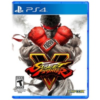 Đĩa game Sony Street Fighter V