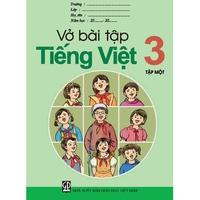 Vở Bài Tập Tiếng Việt Lớp 3 (Tập 1-2)