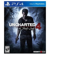 Đĩa Game Sony Uncharted 4 A Thief's End