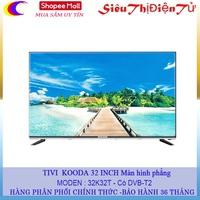 TIVI KOODA LOẠI 32INCH K32T1 Tích hợp DVB-T2