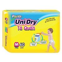 Tã Quần UniDry Size M60 (7-12kg)