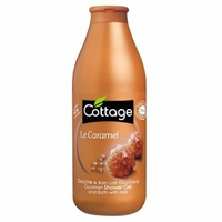 Sữa tắm dưỡng trắng Cottage Le Caramel