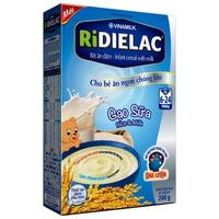 Bột ăn dặm Ridielac Gạo sữa 200g 6m+