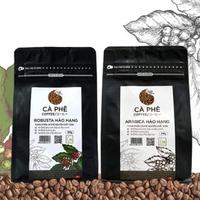 Cà phê hạt nguyên chất Arabica Light coffee