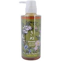 Dầu Gội Thảo Dược Kích Mọc Tóc Kinu Silk Amine Lemongrass Shampoo 400ml