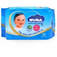 Khăn Ướt Baby Nuna hương lô hội