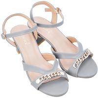 Giày Sandals Đế Vuông Sunday GG07