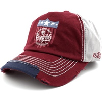Nón Premier Ballcap Shield USA