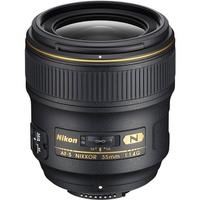Ống kính Nikon AF-S Nikkor 35mm F1.4G