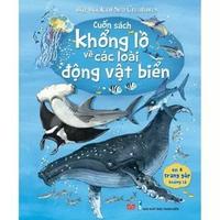 Cuốn Sách Khổng Lồ Về Các Loài Động Vật Biển
