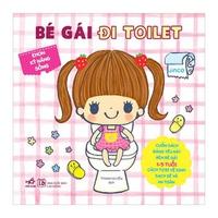 Bé Gái Đi Toilet - Kỹ Năng Sống