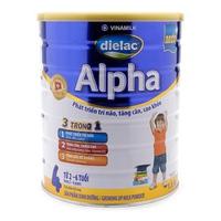 Sữa Dielac Alpha số 4 1.5kg 2-4 tuổi