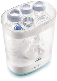 Máy tiệt trùng bình sữa 2 trong 1 Philips Avent 922.03
