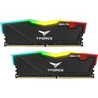 Ram Team 16GB (2x8GB) DDR4 Bus 2666 T-Force Delta RGB Series