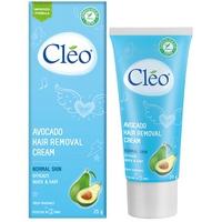 Kem Tẩy Lông Cho Da Thường Cleo Avocado Hair Removal Cream Normal Skin
