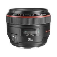 Ống kính Canon EF 50mm f/1.2L USM