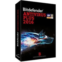 Phần mềm diệt virus Bitdefender Antivirus Plus (1PC/1 năm)