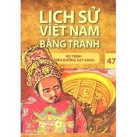 Lịch Sử Việt Nam Bằng Tranh (Tập 46-50)