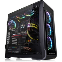 Case Thermaltake View 32 Tempered Glass RGB Edition (CA-1J2-00M1WN-00)