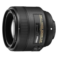 Ống kính Nikon AF-S 85mm F/1.8G