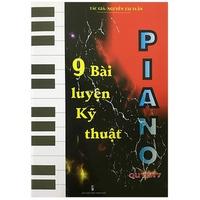 9 Bài Luyện Kỹ Thuận Piano (Quyển 7)