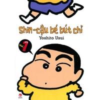 Shin - Cậu Bé Bút Chì (Hoạt Hình Màu) : Tập 1-5