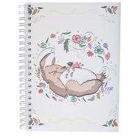 Sổ Artbook Totoro (13x18 cm)