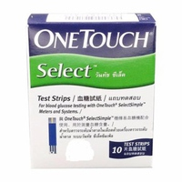 Que thử đường huyết One Touch Select