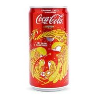 Nước Giải Khát Có Gas Coca Cola Lon