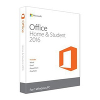Phần mềm Microsoft Office Home and Student 2016