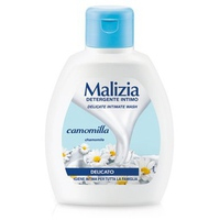 Dung Dịch Vệ Sinh Phụ Nữ Hoa Cúc Trắng Malizia Delicate Protective Intimate Wash Chamomile