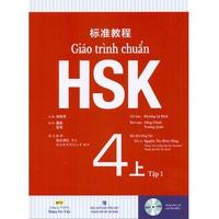 Giáo trình chuẩn HSK 4 - Bài Học (Tập 1-2)