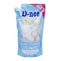 Nước xả vải D-nee Morning Fresh 600ml (Xanh)