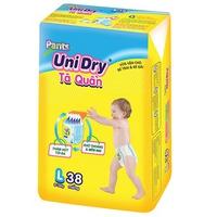 Tã Quần UniDry Size L (9-14kg)